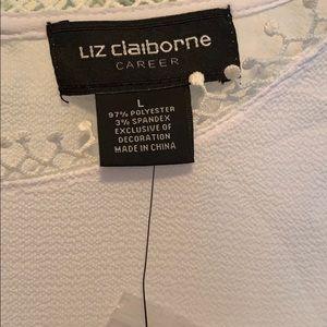 Liz Claiborne Tops - Liz Claiborne bell sleeve blouse